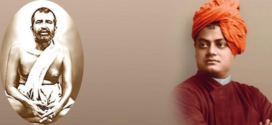 ராமகிருஷ்ணர் மற்றும் விவேகானந்தர்