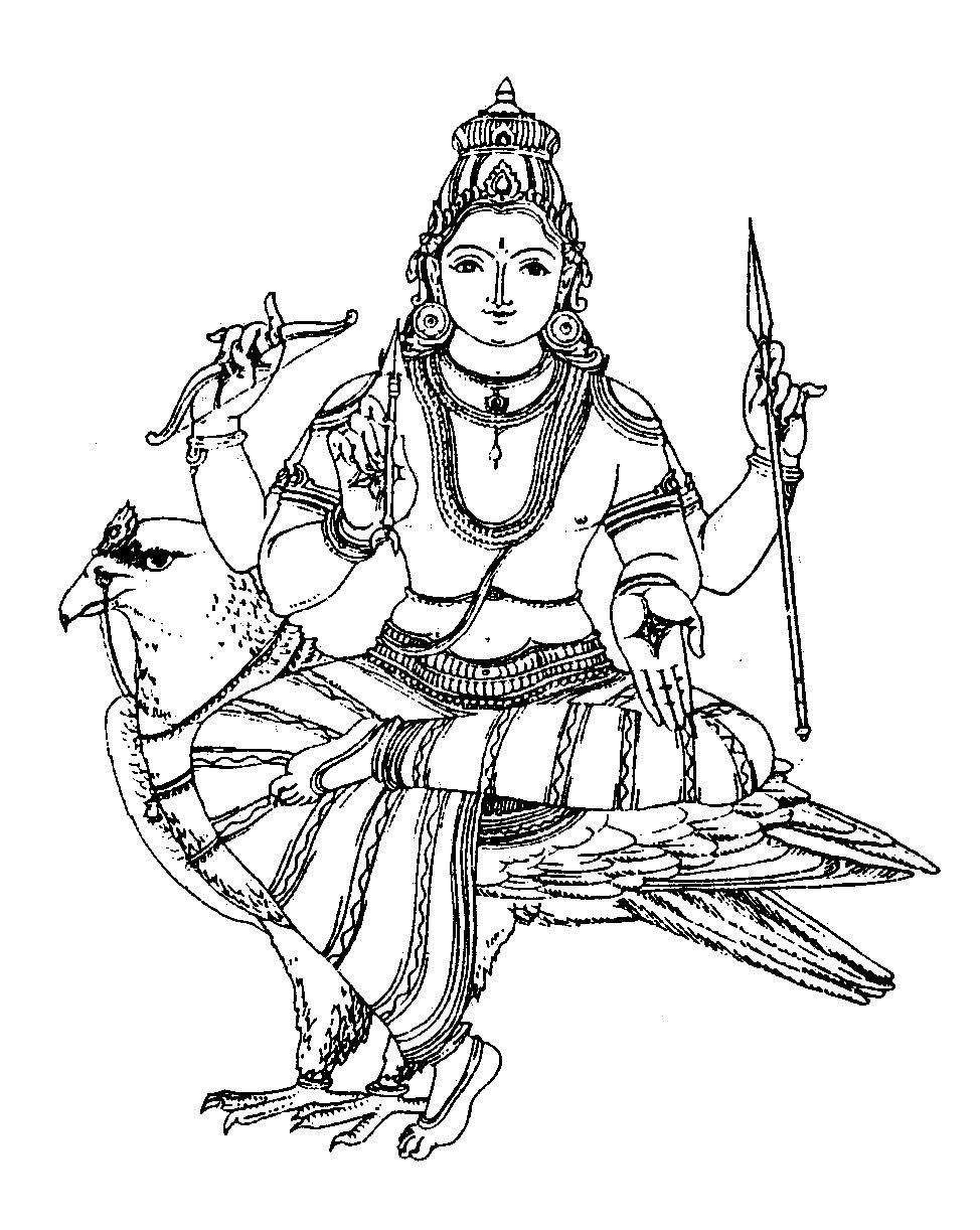 சனிபகவான் - தமிழ்நாடு