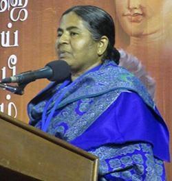 ரோஹித் வெமூலாவின் தாய் ராதிகா