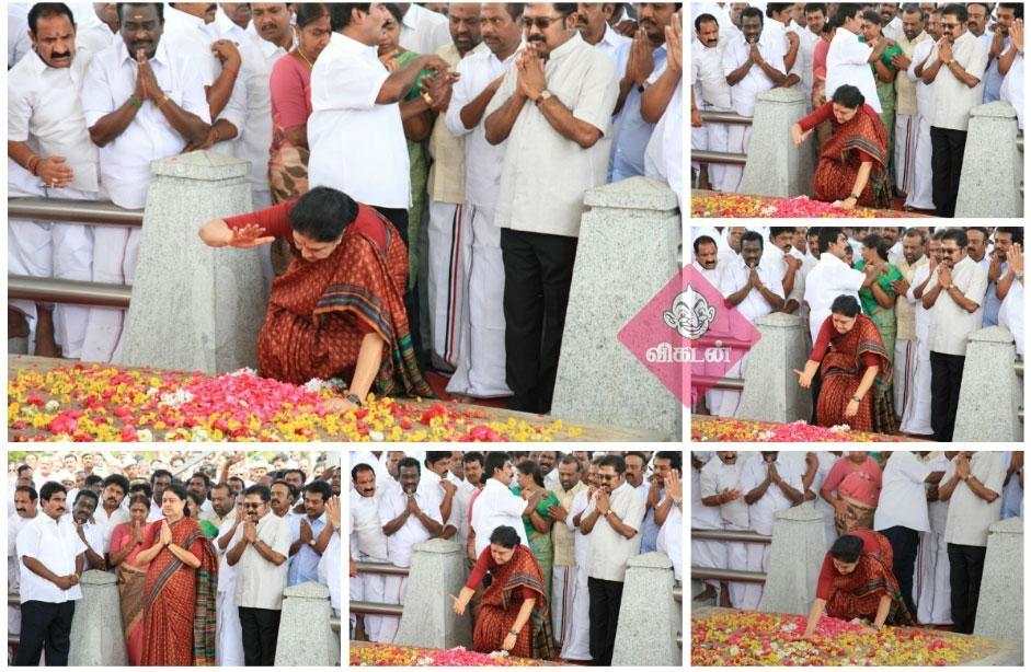 சசிகலா சபதம்