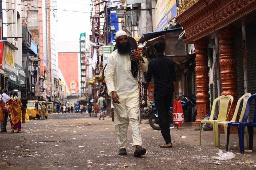 சௌகத் அலி