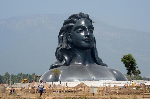 ஆதியோகி சிலை