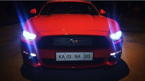 Mustang கருண் நாயர் - அனிருத்