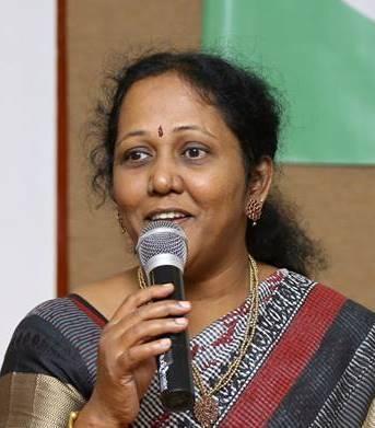 கல்பனா சூர்யகுமார்