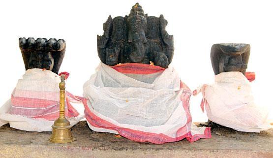 தேவர்குளம் ஸ்ரீசக்தி விநாயகர்