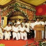 'திருமண வீட்டில் அரசியல் பேசுவதில்லை..!' ஸ்டாலினின் ஆச்சர்ய மாற்றம்