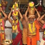 ராமேஸ்வரம் ராமநாதசுவாமி கோயில் வருடாபிஷேகம்!
