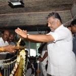 ஓ.பன்னீர்செல்வம் வழிபடும் தேனி மாவட்டக் கோயில்கள்..! #PhotoStory
