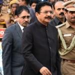 சென்னை வந்தடைந்தார் ஆளுநர் வித்யாசாகர் ராவ்