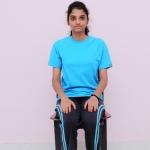 கழுத்து வலியை தடுக்கும் 2 நிமிட வொர்க்அவுட்ஸ்...! #PhotoStory