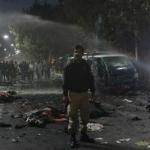 பாகிஸ்தானில் தற்கொலைப் படை தாக்குதல்: 100 பேர் பலி
