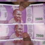 டெல்லி ஏ.டி.எம்.மில் வெளிவந்த 'டூப்ளிகேட்' 2000 ரூபாய் நோட்டுகள்