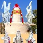 மகாசிவராத்திரி ஸ்பெஷல் 'விபூதி லிங்கேஸ்வரர்' தரிசனம்! #PhotoStory