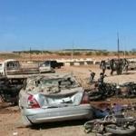 சிரியா: தற்கொலைப் படை தாக்குதலில் 42 பேர் பலி!