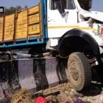 மேகாலயா சாலை விபத்து : 16 பேர் பலி