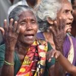 'பசிச்சா அந்த எரிவாயுவை அள்ளித் தின்ன முடியுமா?' - நெடுவாசலில் கொதிக்கும் பெண்கள் #SaveNeduvasal