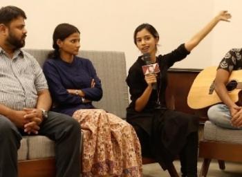 'திட்டமிட்டு அரசியலற்றவர்கள் ஆக்கிவிட்டீர்கள்!' சசிகலாவுக்கு எதிராக  'Kodaikanal Won't' சோபியா அஷ்ரப் #VikatanExclusive