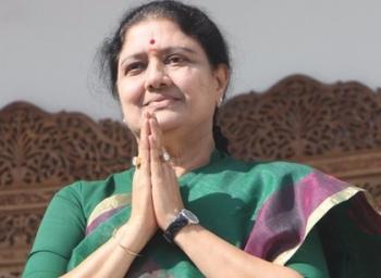 'சசிகலாவுக்கு திகார் சிறைதான் சரியான சாய்ஸ்!' - கர்நாடக அரசை நெருக்கும் அமைப்புகள்�#VikatanExclusive
