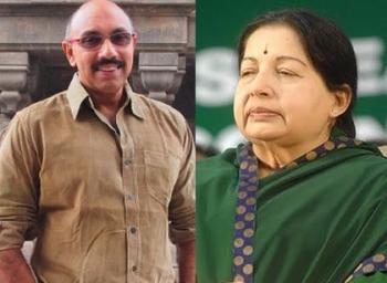'ஜெயலலிதா கனவை நிறைவேற்ற வேண்டும்!' - கலங்கும் நடிகர் சத்யராஜ்