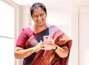 ''சசிகலா அடிப்படை உறுப்பினரே இல்லை... பின் எப்படி பொதுச்செயலாளராக முடியும்!?' -  சசிகலா புஷ்பா