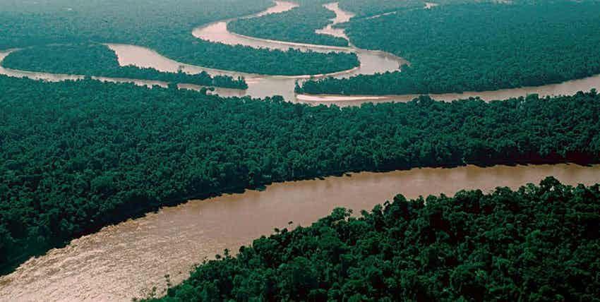 அமேசான் ஆறு