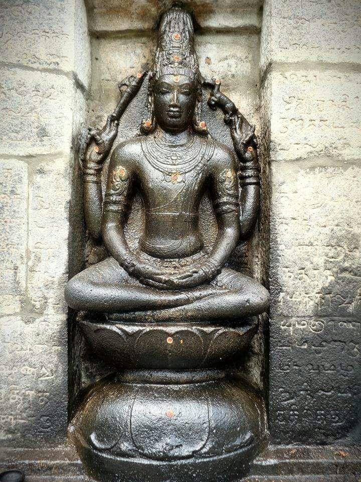 உண்மையான ஆதியோகி சிலை