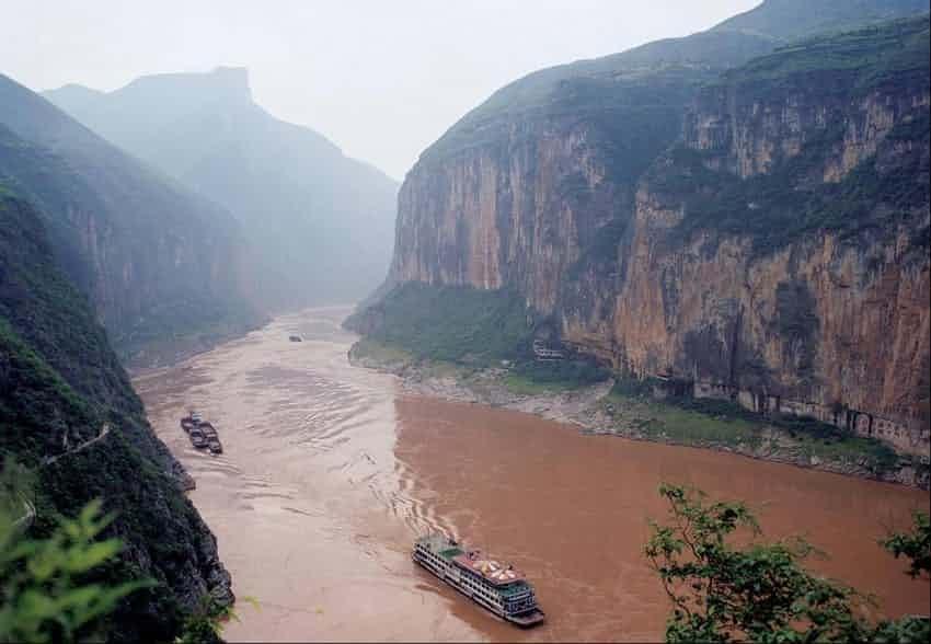 யாங்ஜி ஆறு