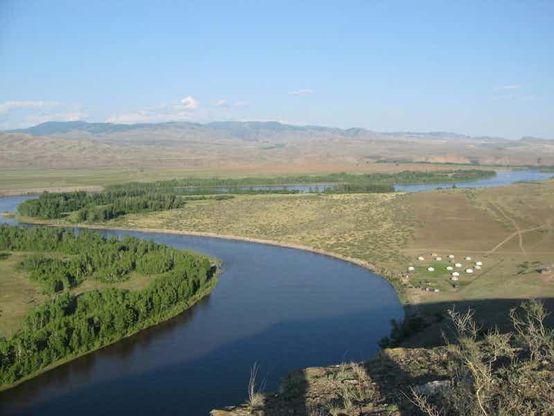 எநிசி ஆறு