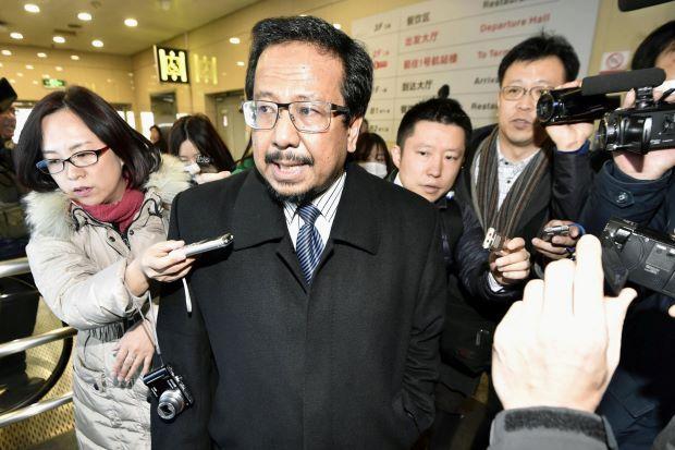 Malaysian ambassador