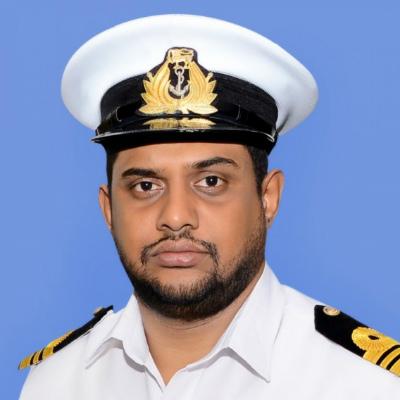 Lankan Navy personnel