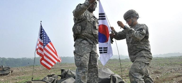 USA and S.Korea