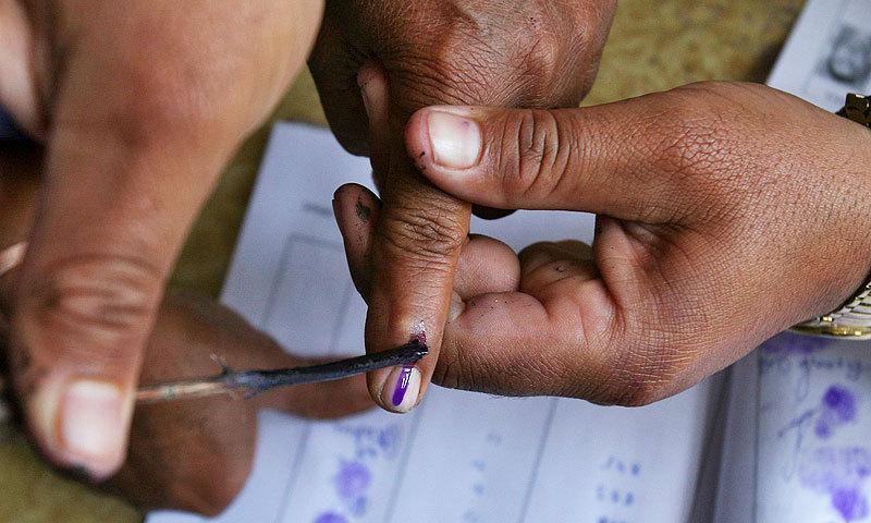 உஷ், அப்பாடா! முடிந்தன உ.பி., மணிப்பூர் தேர்தல்கள்