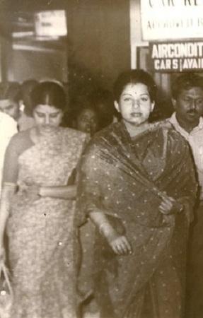 ஜெயலலிதா, சசிகலா