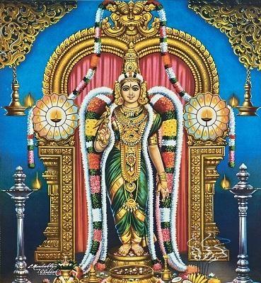 மாங்காடு காமாட்சியம்மன்