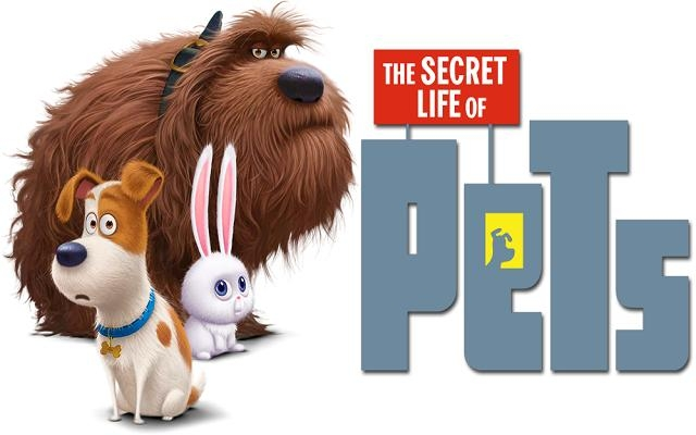 The Secre tLife of Pets