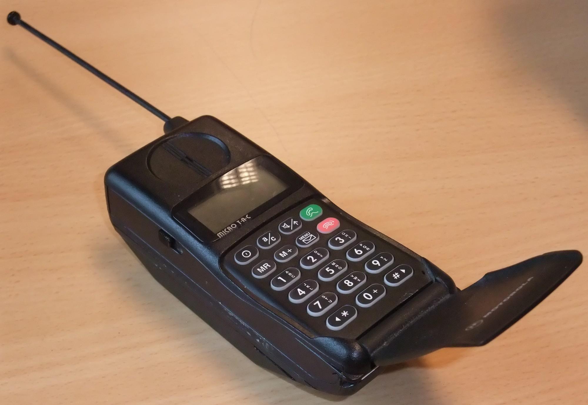 Motorola StarTAC மொபைல்