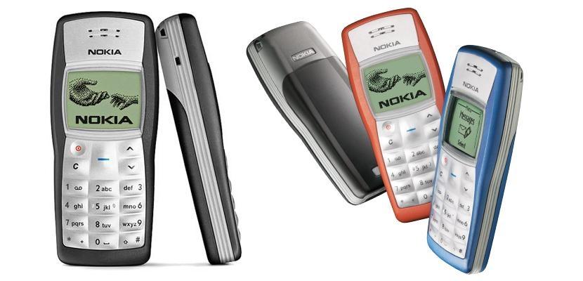 Nokia 1100 மொபைல்