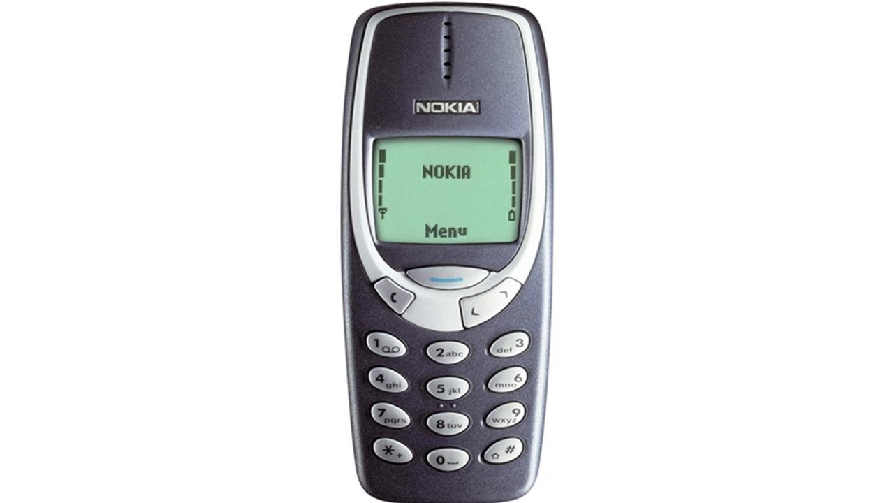 Nokia 3310 மொபைல்