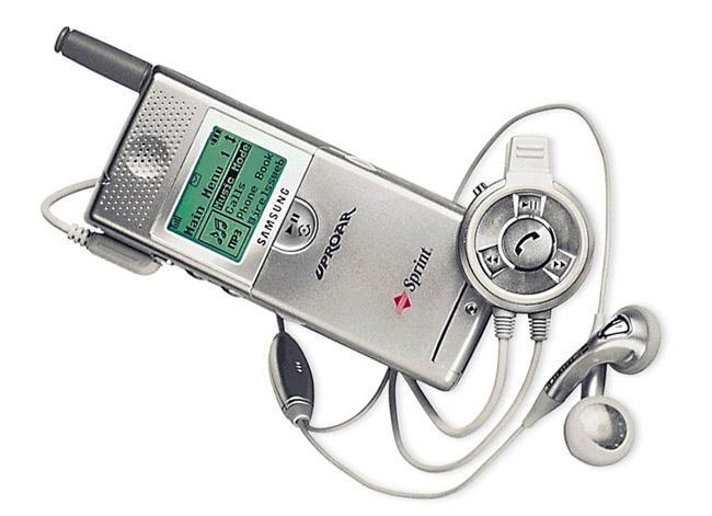 Samsung SPH-M100 மொபைல்