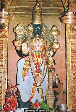 ஸ்ரீவரதராஜ பெருமாள்