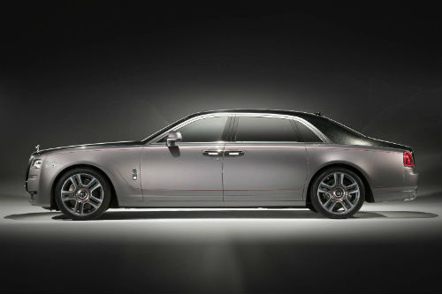 Rolls Royce Diamonds