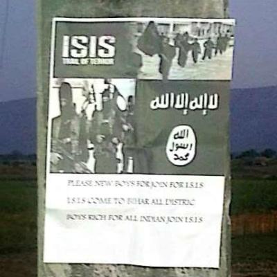ISIS Poster Bihar