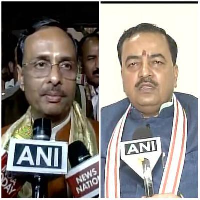 Deputy Chief minister for Uttarpradesh