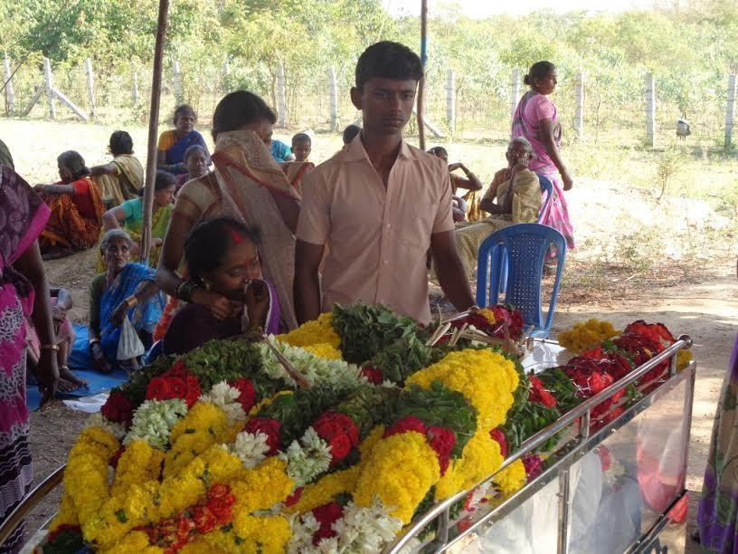 மாணவன் சுபாஷ் சந்தர்