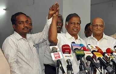 மார்க்சிஸ்ட் வேட்பாளர் லோகநாதன்