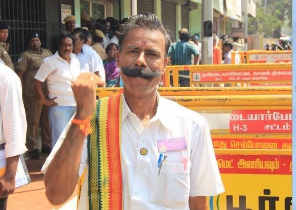 தேர்தல் மன்னன் பத்மராஜன்