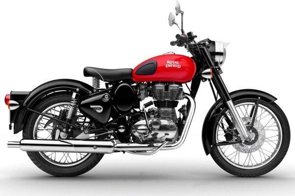 ராயல் என்ஃபீல்டு கிளாஸிக் 350