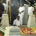 ''ஜெயலலிதா சமாதி தியானத்துக்கு முன், பின்..?!''- ஓ.பி.எஸ் பற்றிய திலகவதியின் பார்வை