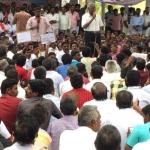 நெடுவாசல் சென்ற டி.ராஜா, ஜவாஹிருல்லா