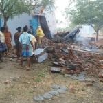 சிவகாசி பட்டாசு ஆலையில் வெடிவிபத்து: 5 தொழிலாளர்கள்  பலி